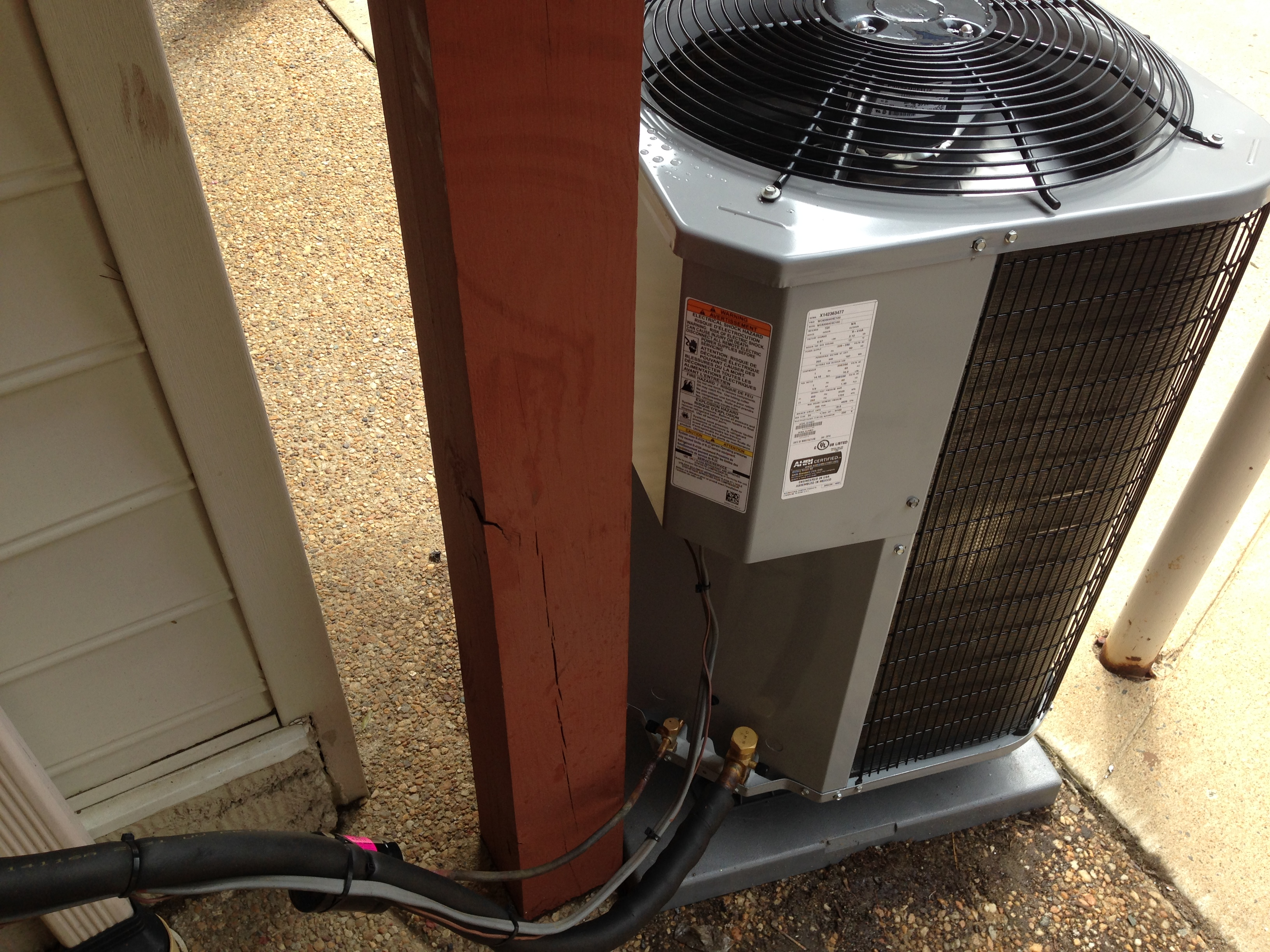 Portfolio Of Northern Virginia Heating And Air