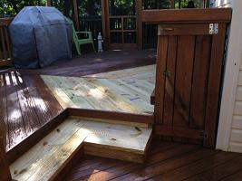 AC Relocation Deck Rebuilt