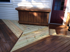 AC Relocation Deck Rebuilt