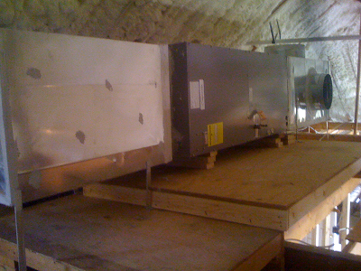 Attic Air Handler