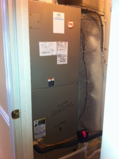 payne air handler
